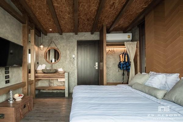 Percutian dengan harga yang murah di Kanchanaburi, Thailand